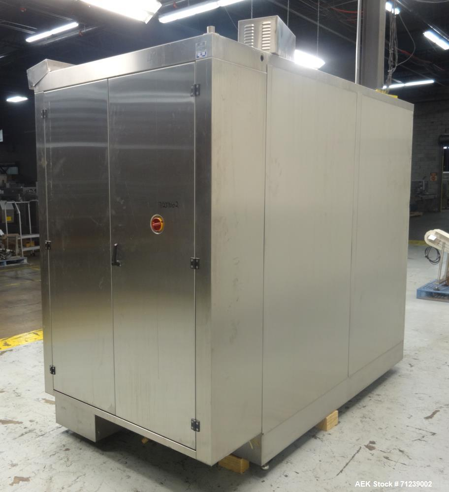 Used- Ken Hygiene Systems Model MPW-50 Universal Multi-Purpose Washer