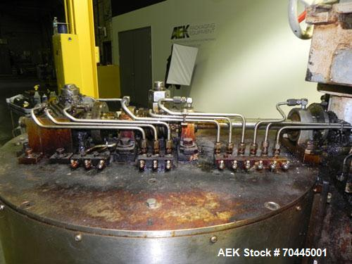 Used- Angelus Model 60L Rotary Steam Can Seamer