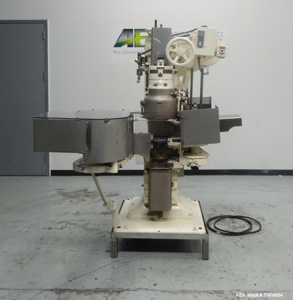 Used- Canco (American Can) Model 06 Single Head 401 Diameter Can Seamer