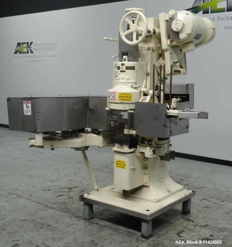 Used- American Can (Canco) Model 08 Single Head Atmospheric Can Seamer
