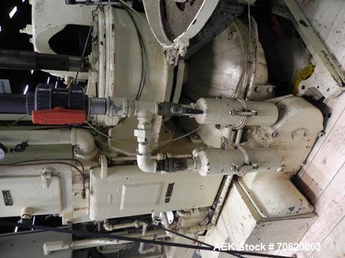 Used- Canco Vacuum Can Seamer, Model 117B