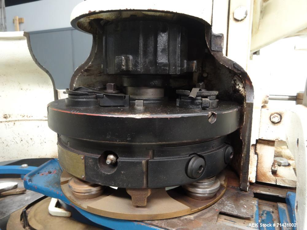 Used- American Can (Canco) Model 08 Single Head Can Seamer