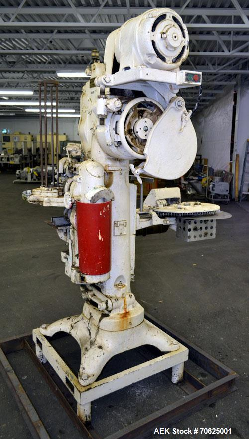 Used- Continental Can Company Panama Can Seamer, Model 372