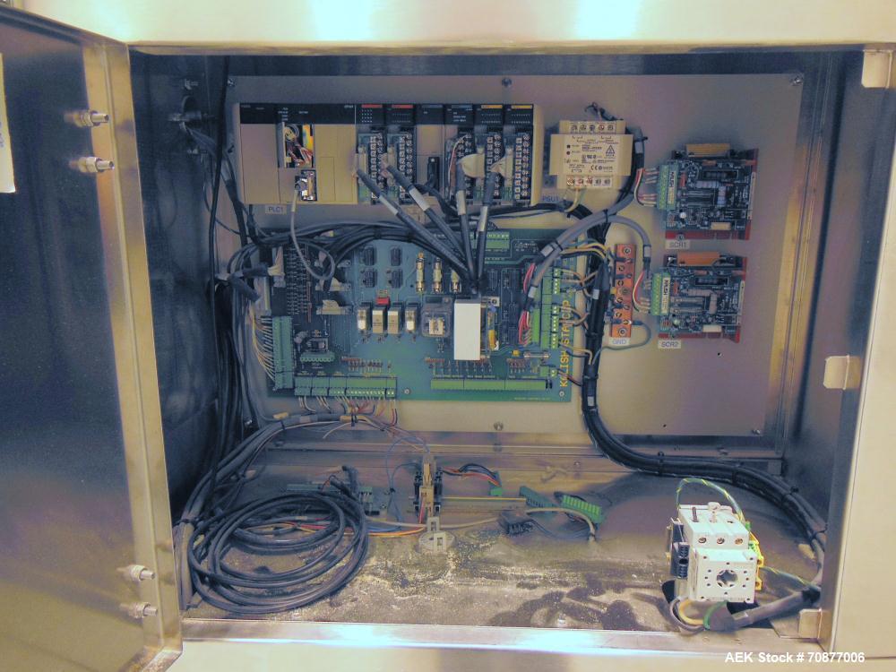 Used- Kalish (IMA) Model Starcap 5123 Single Head Chuck Capper