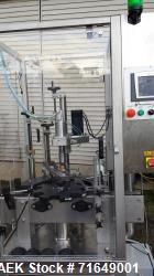 Used- Imaco Automatic Capper, Model Hermes 1M.
