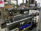 Used- Kartridg Pak Inline Capper/Sorter, Model 125-UP-2. Flight bar sorter.