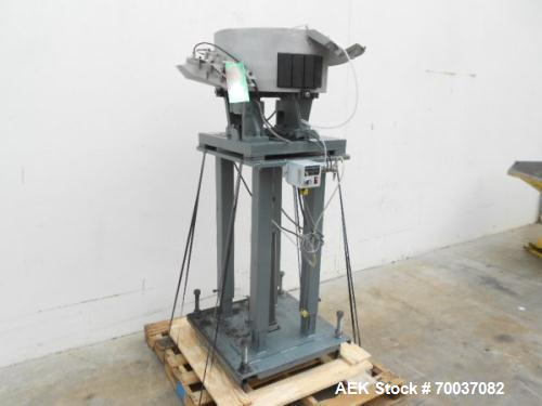 Used-ELF 6 Automatic Inline Quill Capper Model ACT 600