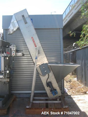 Used- PackWest model Auto 120 capper