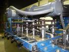 Used- Eastern Machine/Pearl Packaging 8 Station Inline Quill Bottle Capper, Mode
