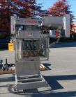 Used-Pack West Model Auto 120 capper capable of speeds from 80 - 150 caps per minute. Cap size range: 10mm - 120mm with chan...