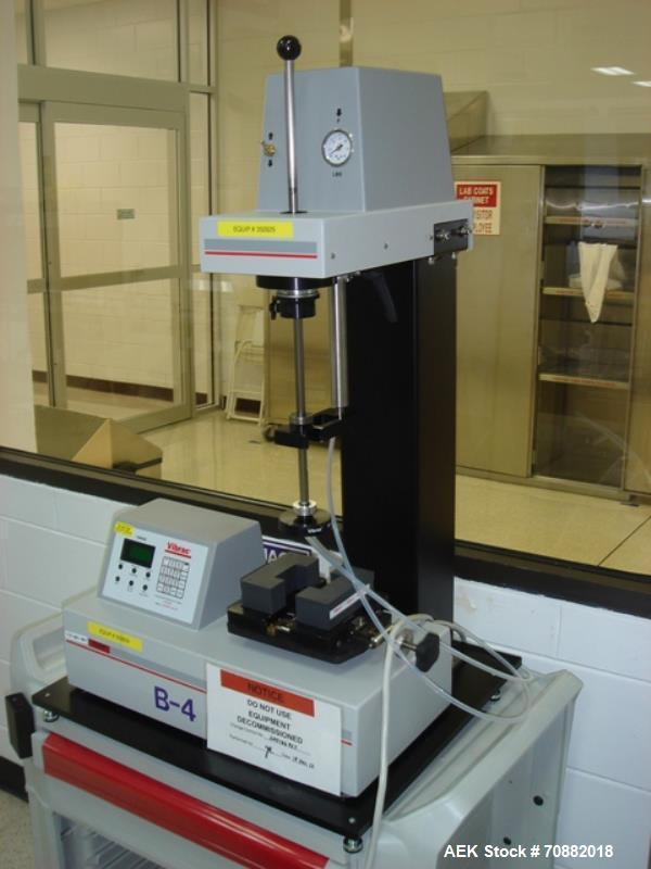 Used- Vibrac Model 1502-30KLCR Torque Tester
