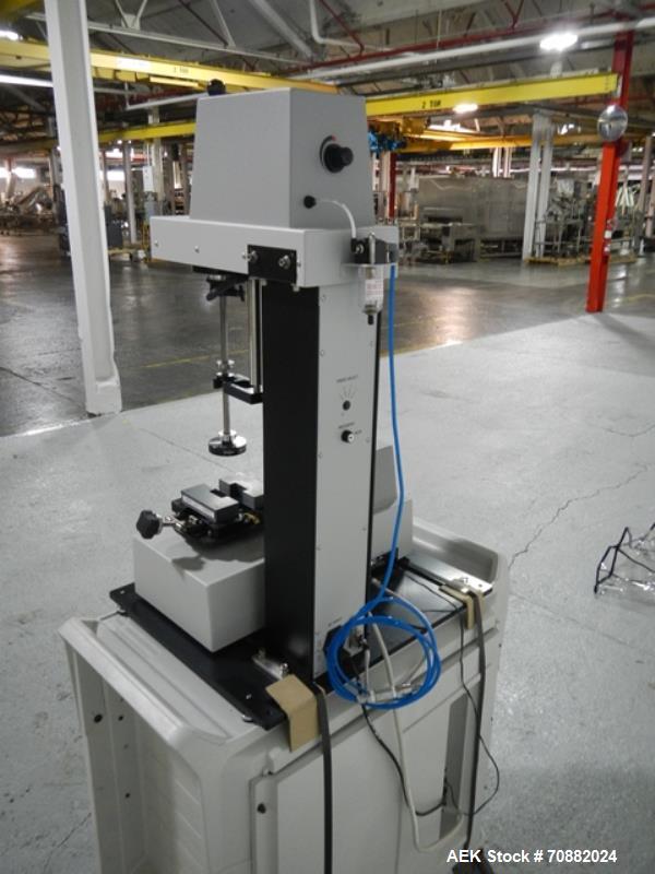 Used- Vibrac 1502-30KLCR Torque Tester.