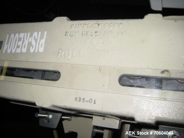 Used- Roll Tite Cap Torquer with .5 hp, 110 volt motor, serial #835-01.