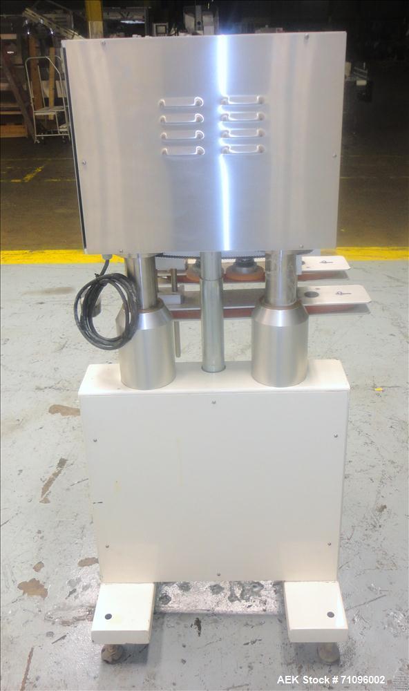 Used- D.L. Tech (Aesus) Model DLCAP-2E Cap Retorquer