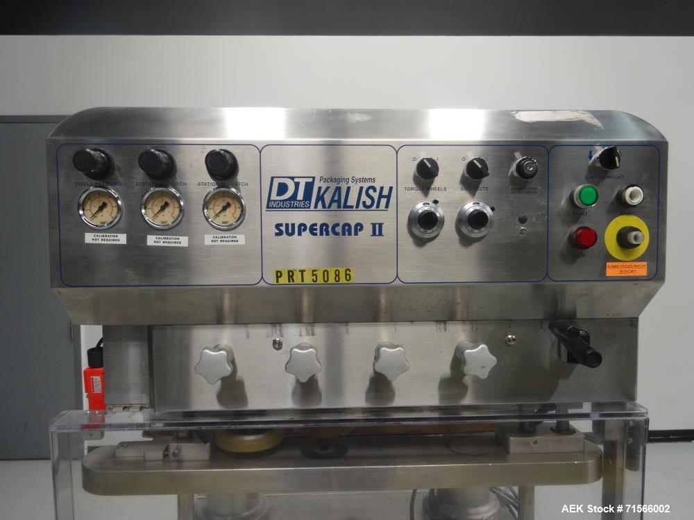 Used- DT Kalish Supercap II 8-Quill Cap Retorquer