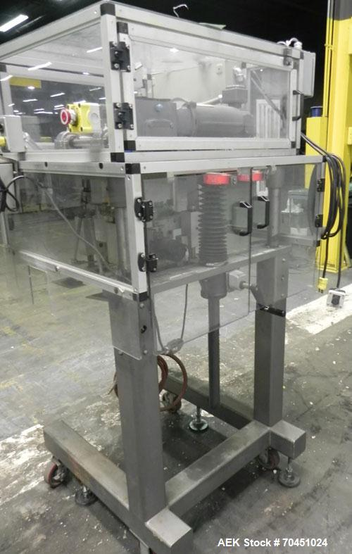 Used- Resina Model RT20-90 Snap Cap Compression Unit