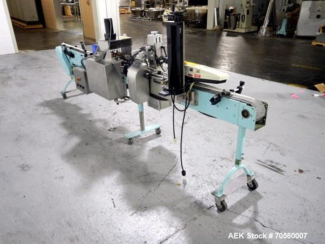 Used- Universal machine retorquer, model 307