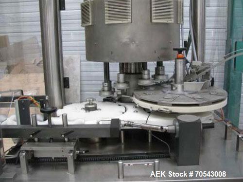 Used-Kugler K705-S8 Screw Capper