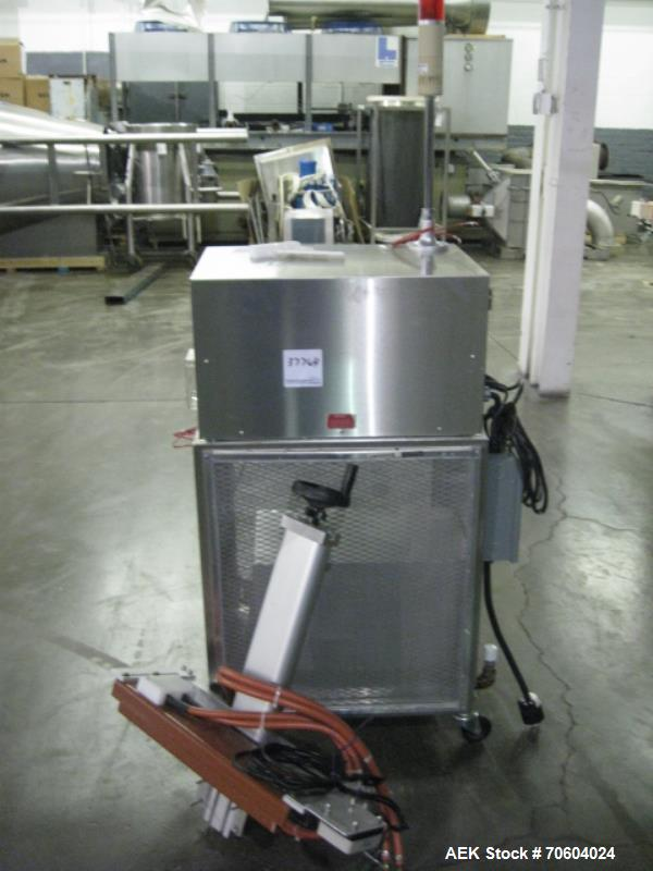 Used- Enercon Induction Sealer, Model 9534,
