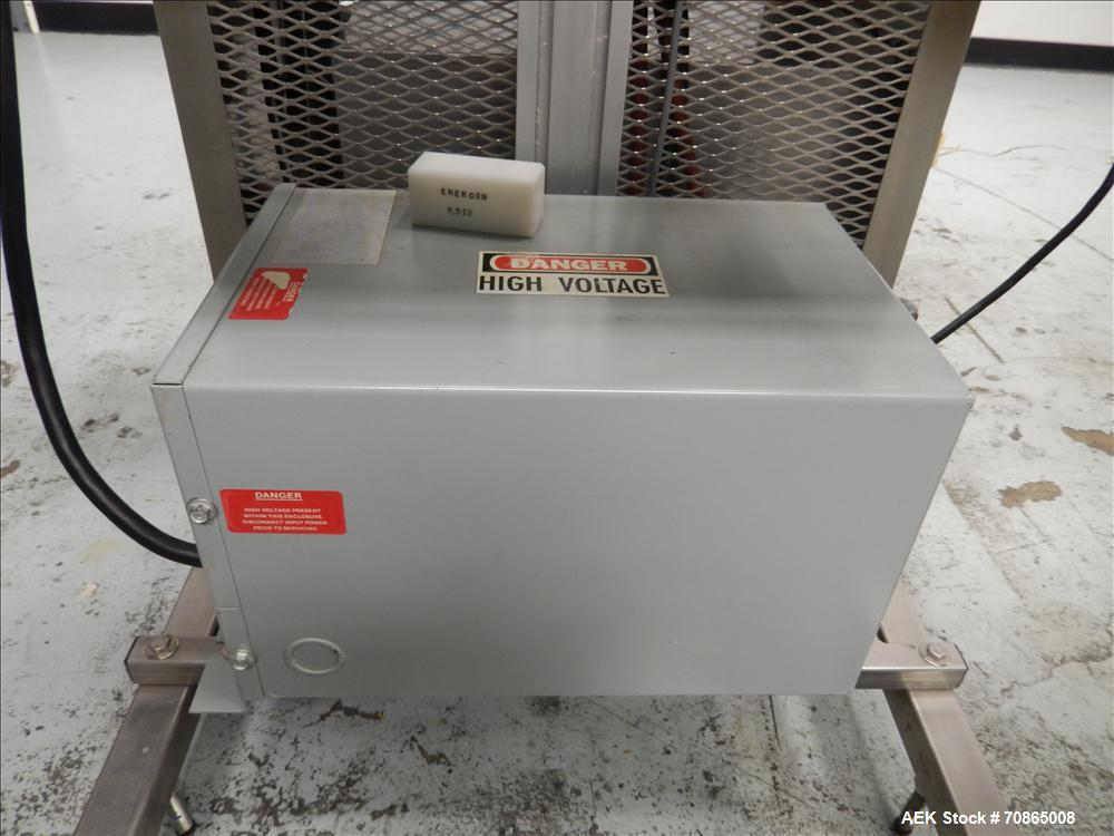 Used- Enercon Model Compak LM2385-06 2KW Induction Sealer