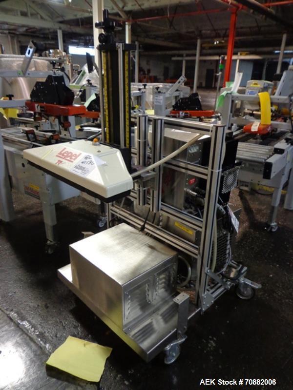 Used- Lepel Model TE-2001 Induction Sealer,