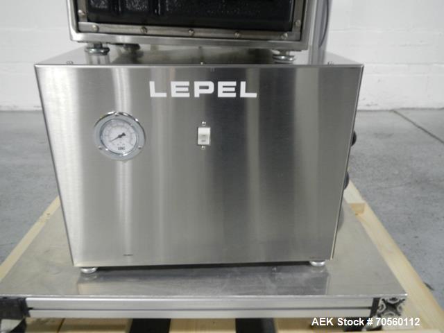 Used- Lepel TR Series Induction Sealer, Model TR-2001. Serial# E-176062 0710-0055.