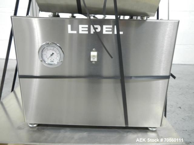 Used- Lepel TR Series Induction Sealer, Model TR-4222A. Serial# C1326-50.