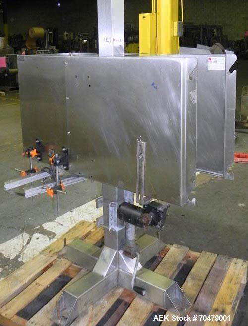 Used- Axon Model EZ-100 Heat Shrink Tamper Evident Neck Bander