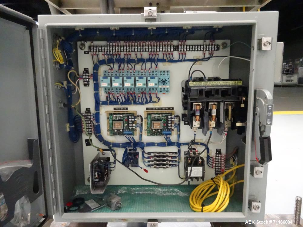Used- PDC Model 45-M2 Tamper Evident Neck Bander