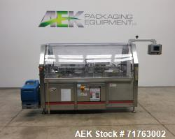 Used- Delkor Capstone Series Model TSC Top Seal Carton Closer