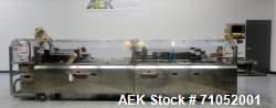 Used- Kliklok Genesis Model GLC Triseal Topload Carton Closing Machine