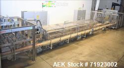 Used- Bosch TTF, TTC, TTL Triseal Carton Forming,Robotic Loading and Top Closing