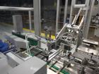 Used- IMA (BFB) Model FR100 Hooded Style Tray Former and Packer with Bottle Load