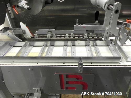 Used- Bergami Model AST150R Automatic Horizontal Tuck Cartoner