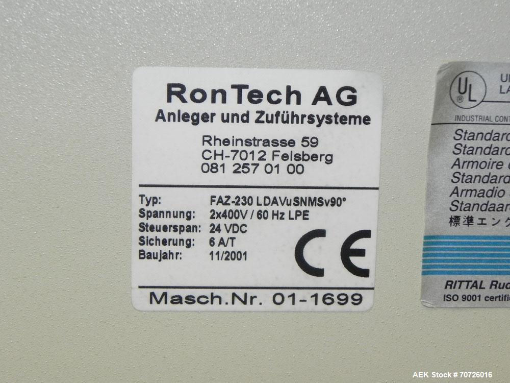 Used- Bosch CUK 3060 Horizontal Blister Cartoner