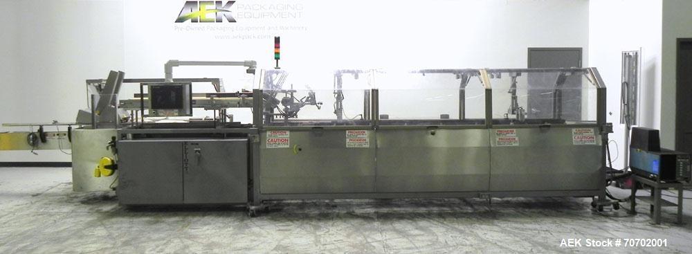 Used- Elliott CH-2 Continuous Motion Cartoner