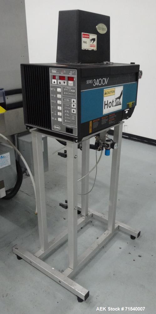 Used- IWKA Model SC 6 Horizontal Cartoner