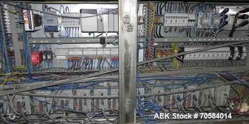 Used- Kliklok (Woodman) Model SFR Automatic Horizontal Cartoner. Capable of speeds from 30 to 120 cartons per minute. Unit s...
