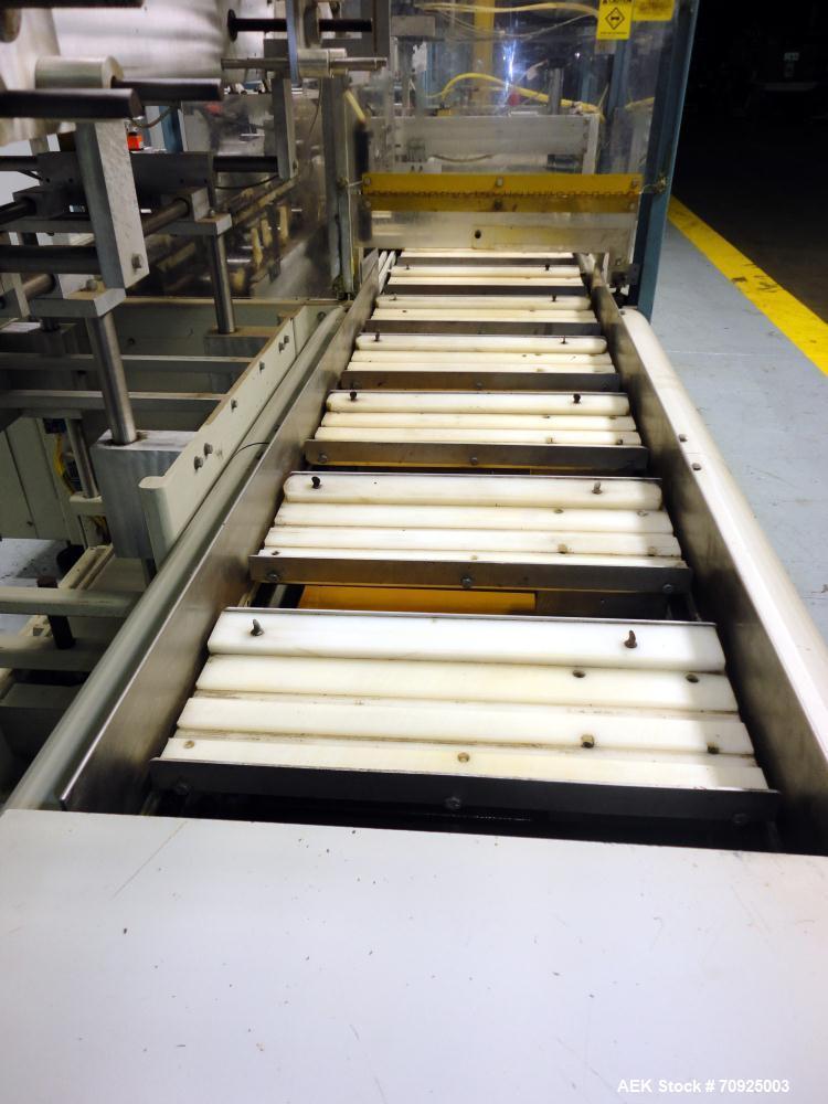 Used- Kodiak Model 907-30 Automatic Horizontal Glue Cartoner