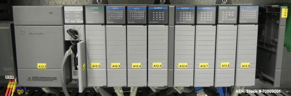Used- Marchesini Model MA 255 Automatic Horizontal Cartoner. Machine is capable of speeds up to 200 cartons per minute. Has ...
