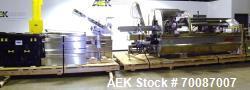 Used- Jones Criterion 2000 Automatic Intermittant Motion Horizontal Cartoner