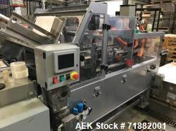 Used- Switchback Model AI-2H Automatic Horizontal Cartoner for Cans.