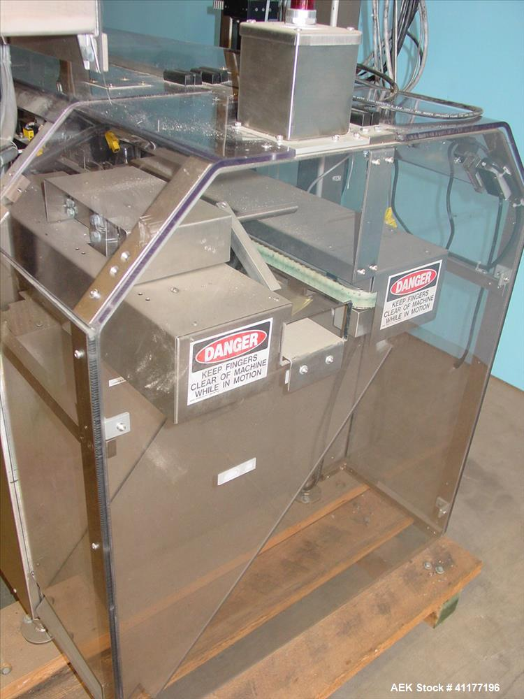 Used- MGS Stealth Automatic Horizontal Cartoner, Model MCM-500