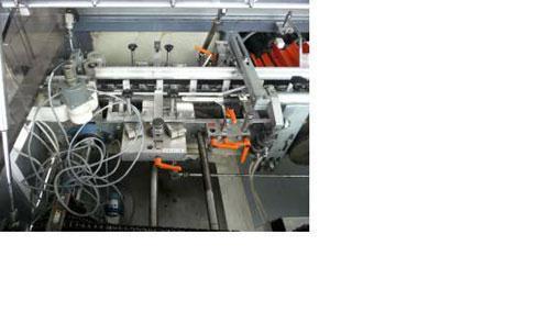 """Used-Nordenmatic Horizontal Cartoner, maximum output 100 cartons/minute.  Carton length 2.7"""" - 4.7"""" (70 - 120 mm), width 0.7..."""