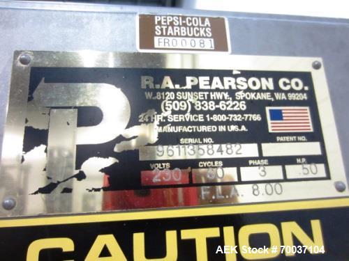 Used- Pearson Stuffer/Multipacker