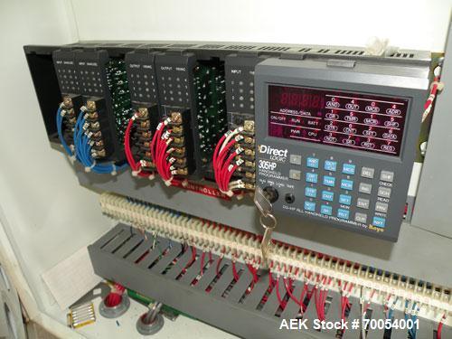 Used- Superior 30 Automatic Horizontal Glue Cartoner, Model 30