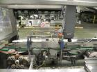Used- Kliklok (Woodman) Model SFR Automatic Horizontal Cartoner capable of speeds from 30 to 120 cartons per minute. 12