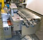 Used- PamPac Model CP 120 Automatic Horizontal Blister Cartoner.