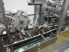 Used- Thiele Model Servostar 160 Automatic Horizontal Hot Melt Glue Cartoner