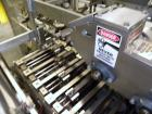 Used- Tisma Automatic Horizontal Glue Cartoner, Model 600-SE. Capable of speeds over 200 CPM. Has 5